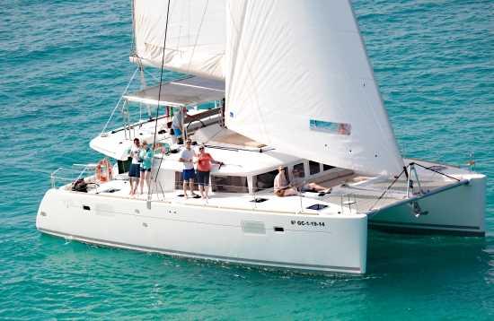 Catamaran tocht ochtend deluxe Fuerteventura