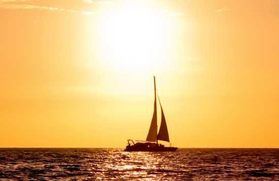 Catamaran tocht zonsondergang deluxe Fuerteventura