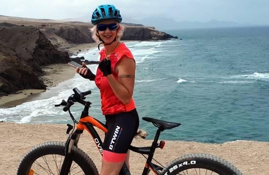 E-Bike Tour Costa Calma Fuerteventura 3 uur