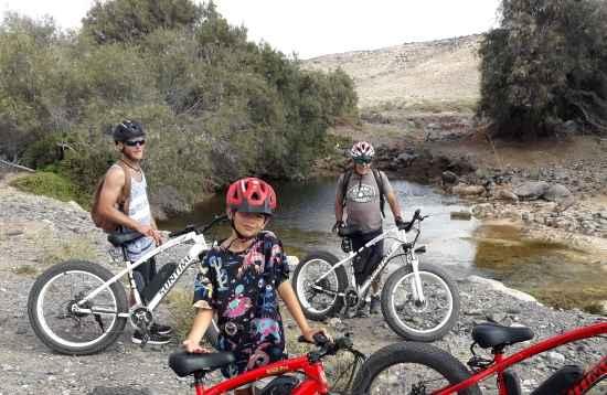E-bike tour in Caleta de Fuste Fuerteventura 3 uur