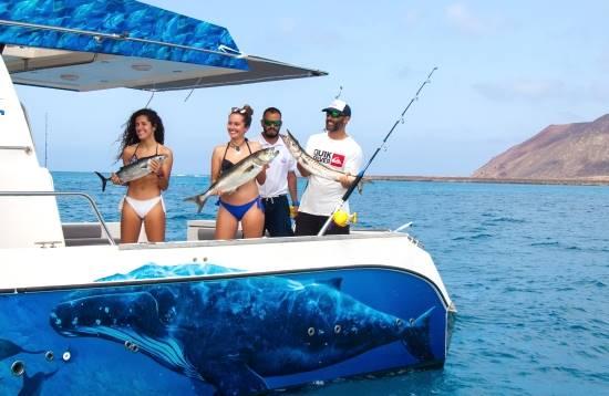 Vissen & zwemmen Corralejo Fuerteventura