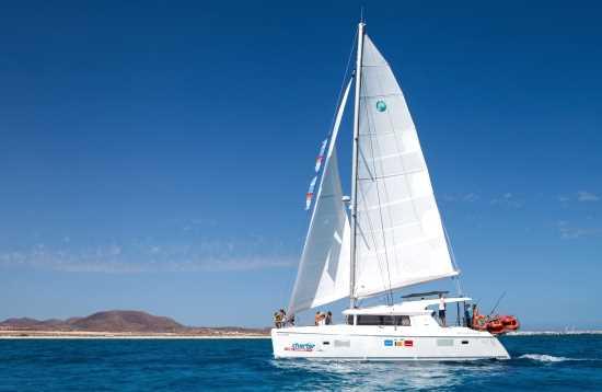 Catamarantocht Isla de Lobos Fuerteventura