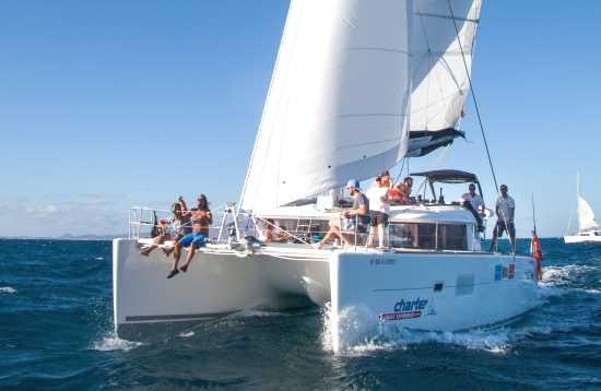 Catamarantocht Lobos Deluxe Fuerteventura