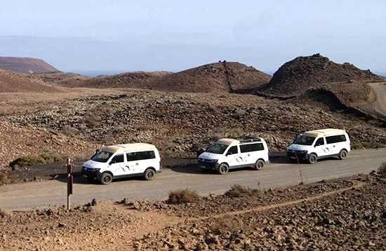 Minibusexcursie binnenland & noorden Fuerteventura