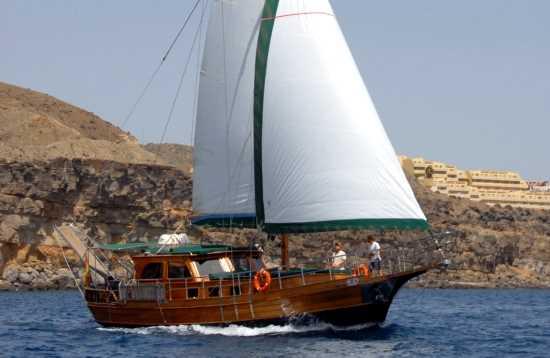 Paradijs zeilboot excursie Fuerteventura