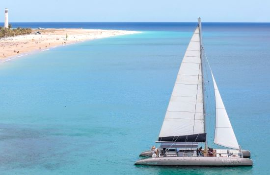 Catamaran excursie select Fuerteventura