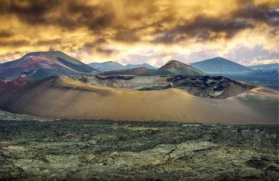 Van Fuerteventura naar de vulkanen van Lanzarote