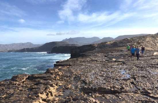 Wandeling wilde kust & legenden Fuerteventura